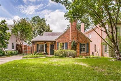 Residential Property for sale in 3217 Purdue Avenue, University Park, TX, 75225