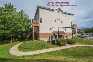 Condo for sale in 159 Farnham Gate Rd 107, Halifax, Nova Scotia