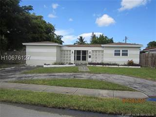 Residential Property for sale in 1801 Jamaica Dr, Miramar, FL, 33023