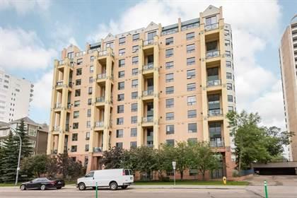 Single Family for sale in 10855 SASKATCHEWAN DR NW 504, Edmonton, Alberta, T6E6T6