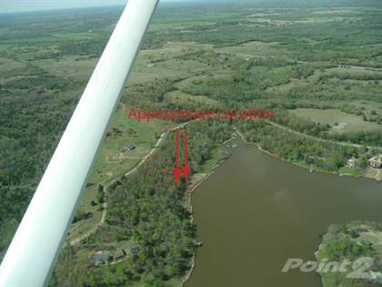 Residential Property for sale in 3861 Lot2 W Lake Rd, Fort Towson, OK, 74735