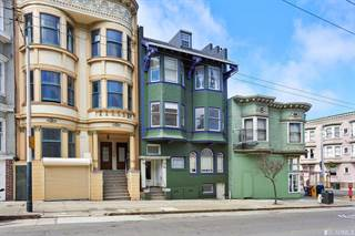 Multi-Family for sale in 807 Ashbury Street, San Francisco, CA, 94117