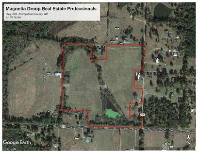 Lots And Land for sale in Hempstead Rd 104, Hope, AR, 71801