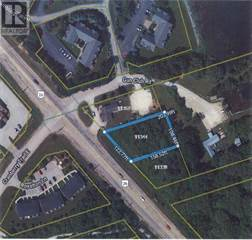 Land for sale in 26 HIGHWAY W, Collingwood, Ontario