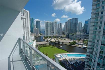 Residential Property for sale in 90 SW 3rd St 2411, Miami, FL, 33130