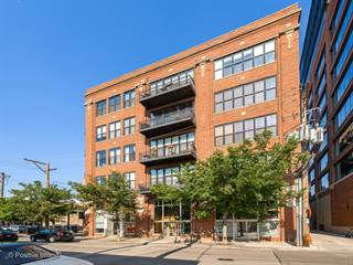 Condo for sale in 215 North Aberdeen Street 507B, Chicago, IL, 60607