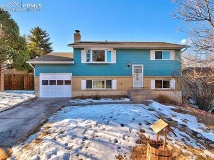 Residential for sale in 4869 Splitrail Place, Colorado Springs, CO, 80917