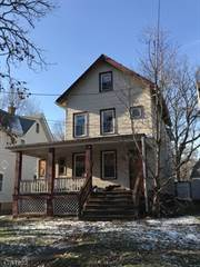 Single Family for sale in 109 GRANDVIEW AVE, North Plainfield, NJ, 07060