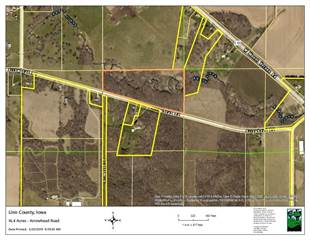 Land for sale in Arrowhead Road, Mount Vernon, IA, 52314