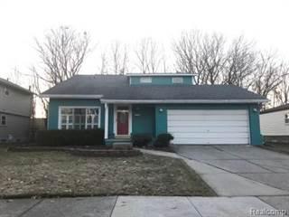 Single Family for rent in 42535 PARK RIDGE Road, Novi, MI, 48375