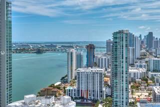 Condo for sale in 501 NE 31 ST 4008, Miami, FL, 33137