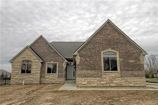 Single Family for sale in 21955 Chaucer (Lot 103) Court, Greater Mount Clemens, MI, 48044