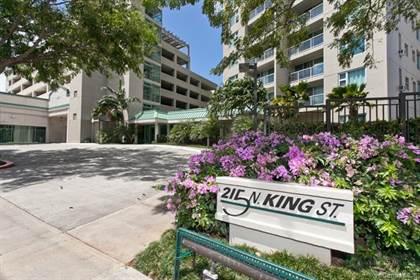 Residential Property for sale in 215 N King Street 803, Honolulu, HI, 96817