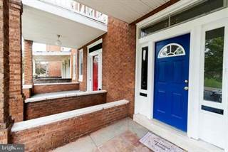 Single Family for rent in 2427 LINDEN AVENUE 1, Baltimore City, MD, 21217