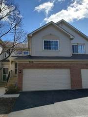 Townhouse for sale in 129 Southwicke Drive B, Streamwood, IL, 60107