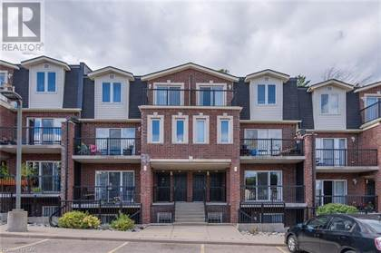 Single Family for sale in 45 CEDAR HILL Crescent Unit 4D, Kitchener, Ontario, N2E0A2