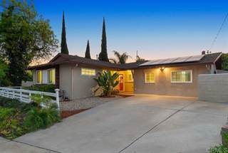 Single Family for sale in 6308 E Lake, San Diego, CA, 92119