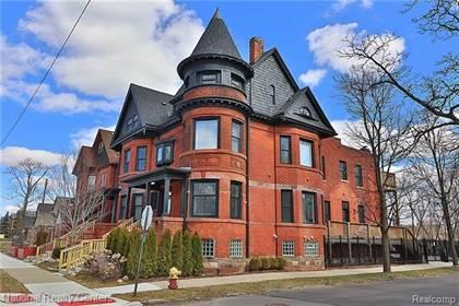 Residential Property for rent in 4304 TRUMBULL Street 3, Detroit, MI, 48208