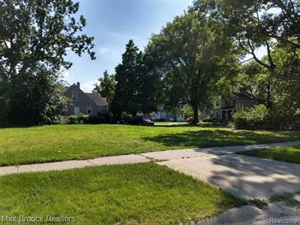 Lots And Land for sale in 21148 WOODSIDE Avenue, Royal Oak Township, MI, 48220