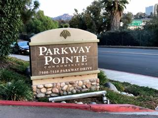 Condo for sale in 7500 Parkway 103, La Mesa, CA, 91942