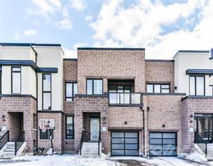 Residential Property for sale in 37 Helliwell Cres, Richmond Hill, Ontario, L4E 1C7