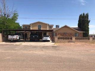 Residential Property for sale in 301 Leon, Van Horn, TX, 79855