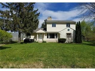 Single Family for sale in 3158 BALDWIN Road, Oxford Township, MI, 48462
