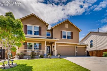 Residential Property for sale in 3844 Winter Sun Drive, Colorado Springs, CO, 80925