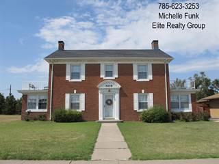 Single Family for sale in 509  Main Street, Palco, KS, 67657