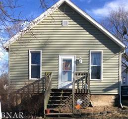Single Family for sale in 1511 N Western Avenue, Bloomington, IL, 61701