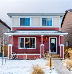 Residential Property for sale in 167 Fireside Cove, Cochrane, Alberta