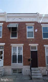 Residential Property for sale in 2209 W FAYETTE STREET, Baltimore City, MD, 21223
