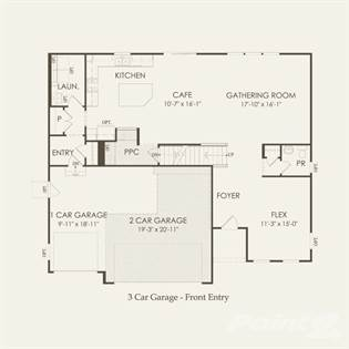 Singlefamily for sale in NW Corner of Army Trail Road and Petersdorf Road, Bartlett, IL, 60103