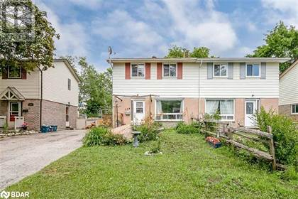 Single Family for sale in 119 DAPHNE Crescent, Barrie, Ontario, L4M2Y7