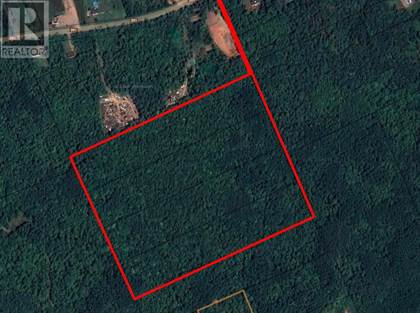 Vacant Land for sale in LOT HIGHWAY 201, Greenwood, Nova Scotia, B0P1R0