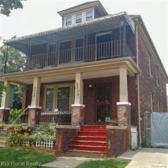 Single Family for sale in 2535 TOWNSEND Street, Detroit, MI, 48214