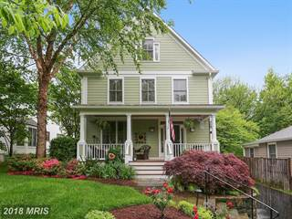 Single Family for sale in 10912 CLERMONT AVE, Garrett Park, MD, 20896