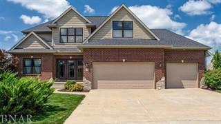 Single Family for sale in 4 Litta Court, Bloomington, IL, 61704
