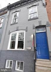 Townhouse for sale in 1617 S RINGGOLD STREET, Philadelphia, PA, 19145