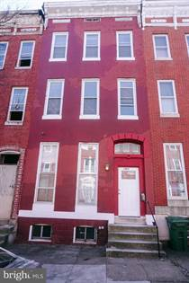 Multifamily for sale in 1005 EDMONDSON AVENUE, Baltimore City, MD, 21223