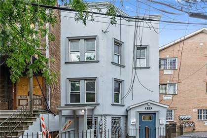Multifamily for sale in 802 Freeman Street, Bronx, NY, 10459