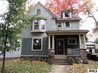 Single Family for sale in 334 EDWARD ST, Jackson, MI, 49201
