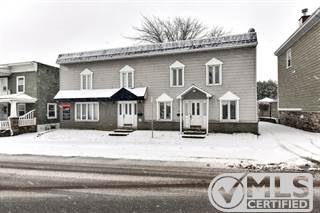 Multi-family Home for sale in 35-37 Rue Principale, Chateauguay, Quebec