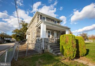 Single Family for sale in 27 SUNNYSIDE AVE, Norristown, PA, 19403