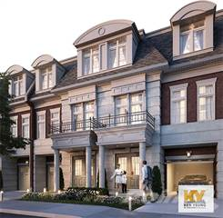 Townhouse for sale in Crestview Manors, Mississauga, Ontario, L5G 3P9