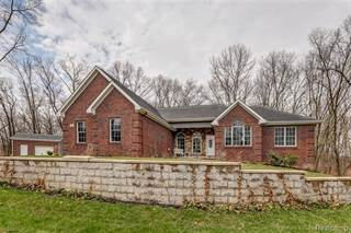Single Family for sale in 1922 Hidden Valley Road, Marion, MI, 48843