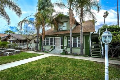 Multifamily for sale in 427 W C Street, Ontario, CA, 91762