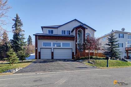 Residential Property for sale in 15919 Sunset Bend Circle, Anchorage, AK, 99516