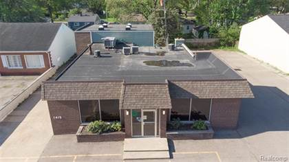 Commercial for sale in 1415 GOLD SMITH, Plymouth, MI, 48170
