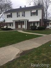 Townhouse for sale in 7560 ESPER Boulevard, Dearborn, MI, 48126